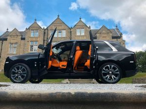 luxury car hire for Windsor Castle