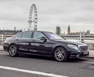 car rental service in London
