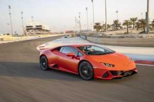 Lamborghini car hire London