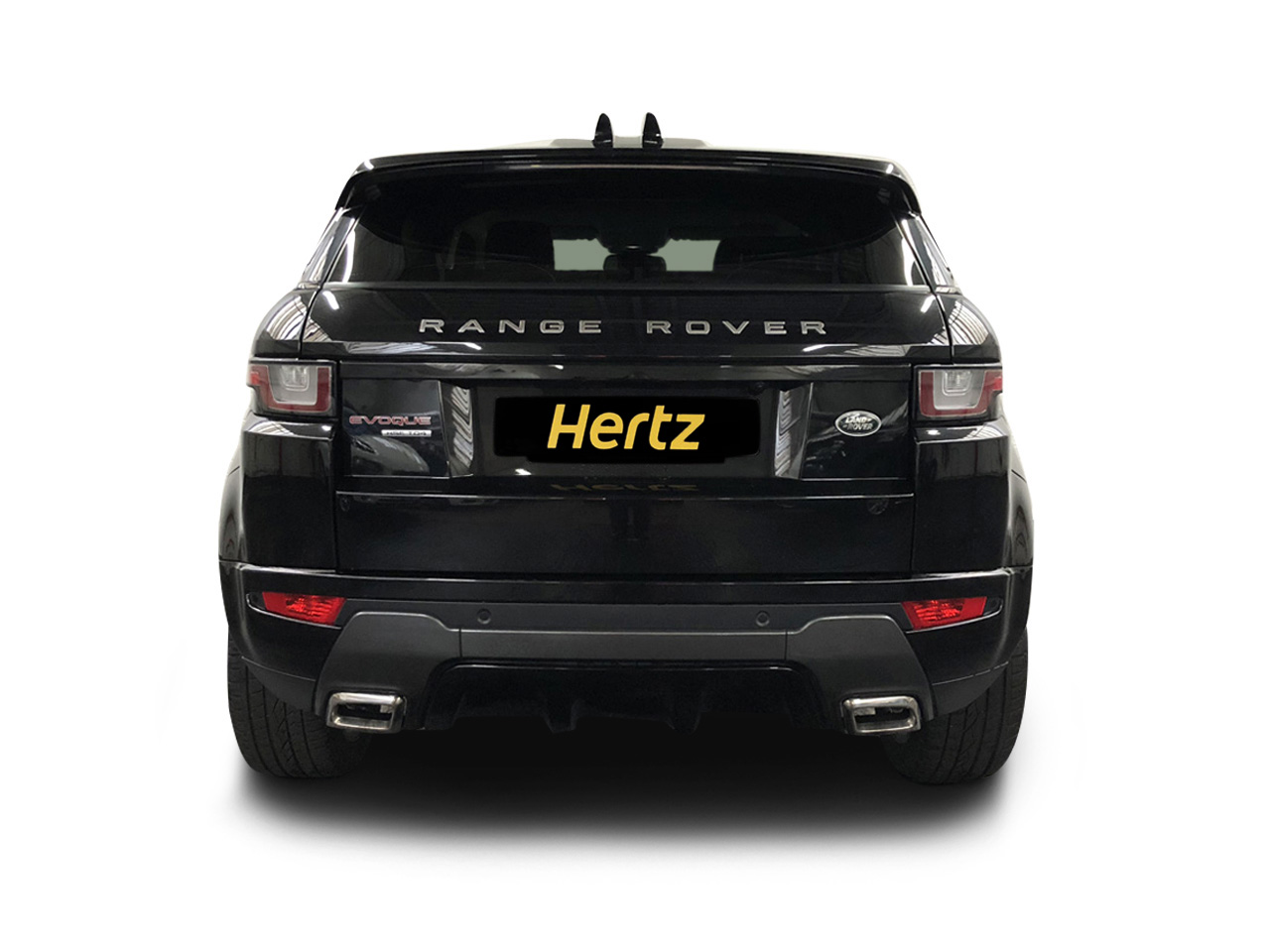 Range Rover Evoque Car for hire