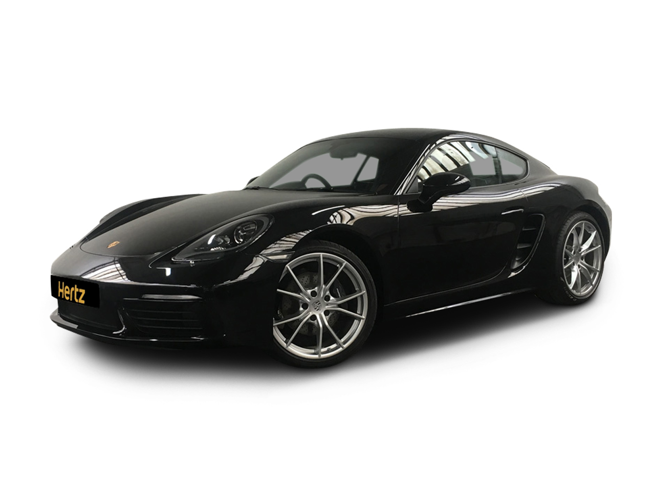 Porsche 718 Cayman Car for hire