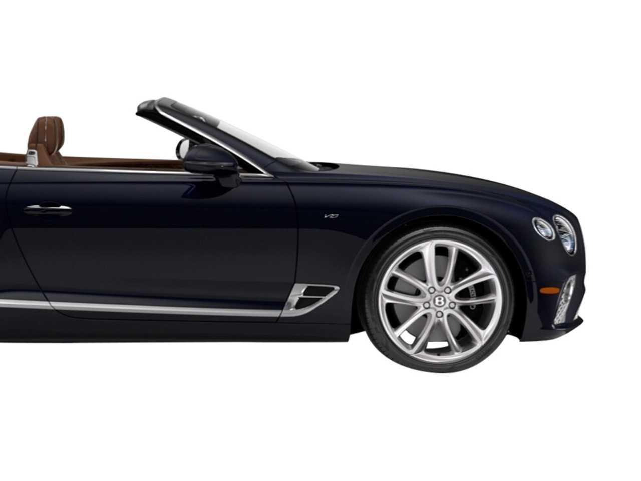 Bentley GTC Cab