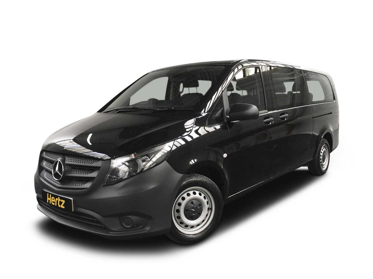 Mercedes Vito Tourer LWB Car for hire