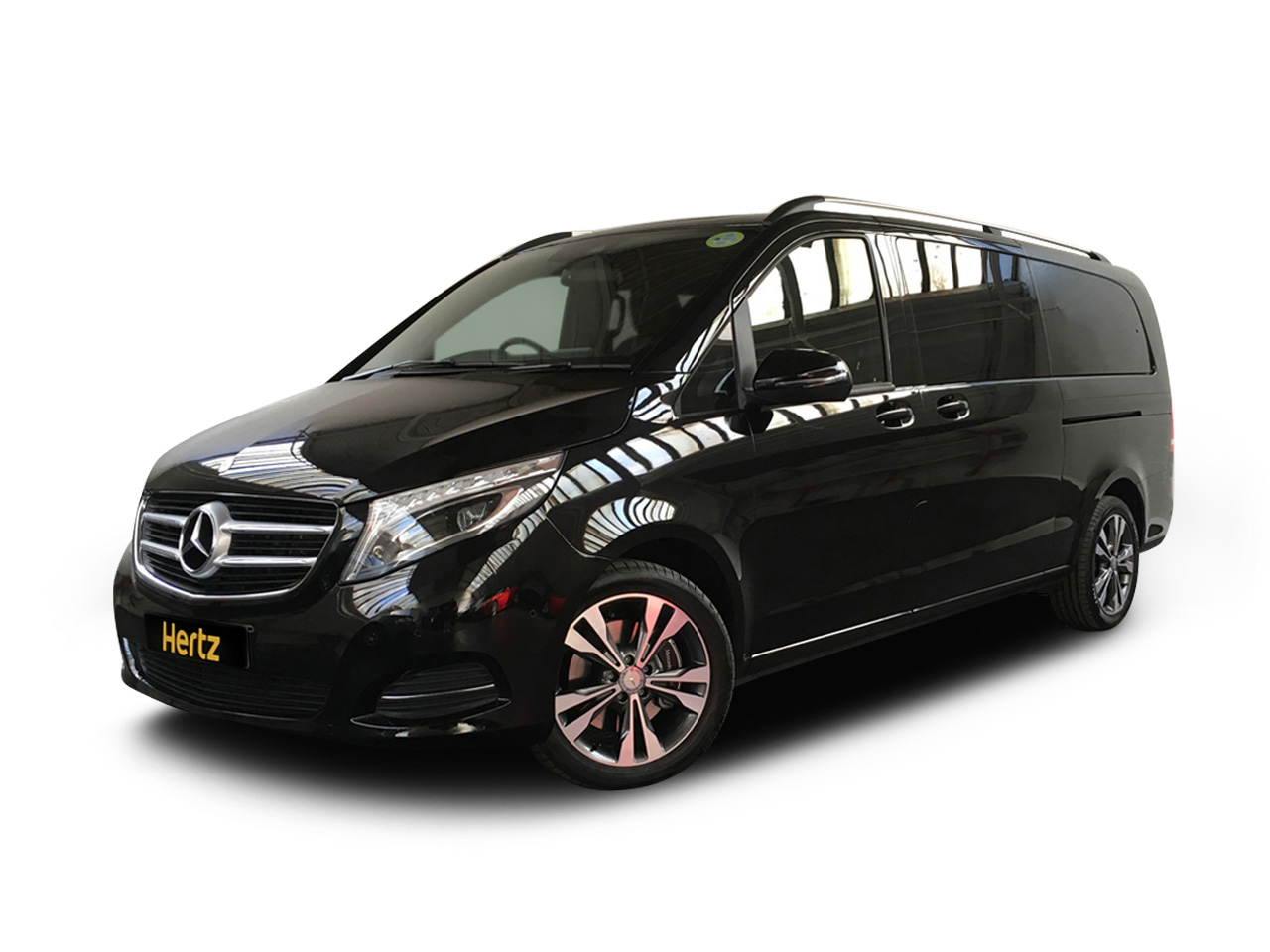 Mercedes V-Class LWB
