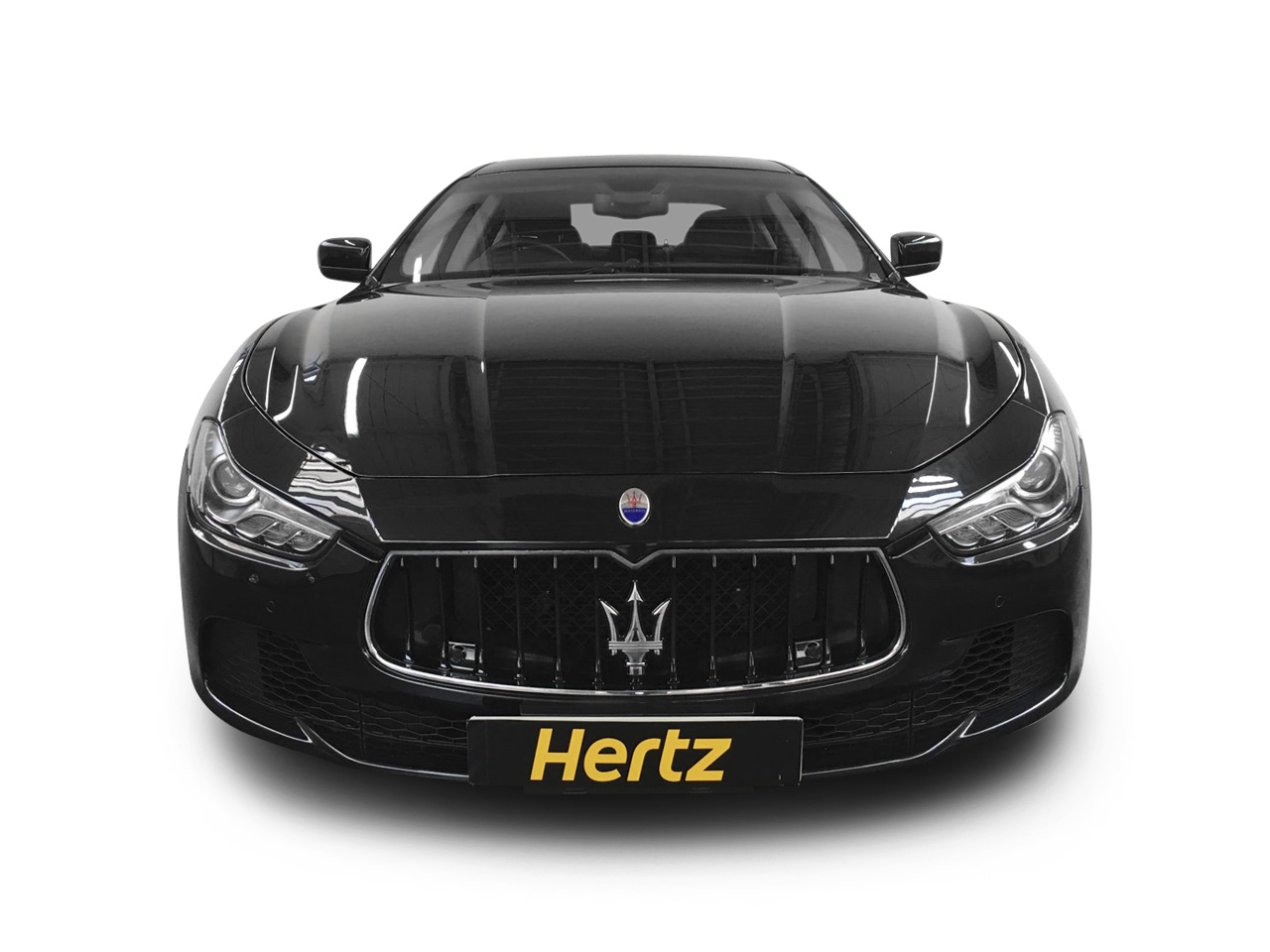 Maserati Ghibli  Car for hire