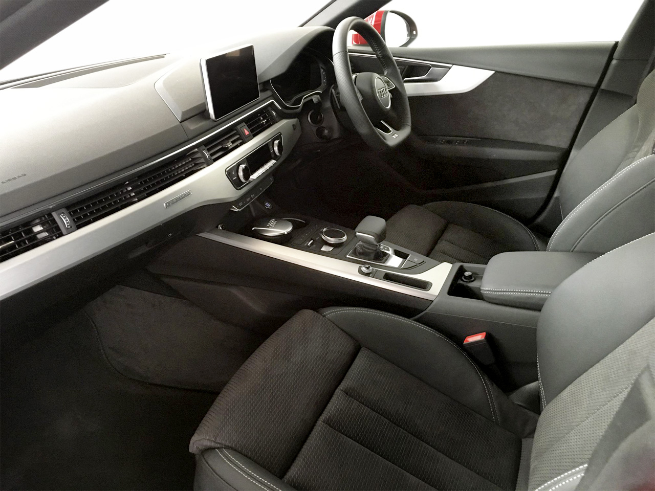 Audi A5 Car for hire