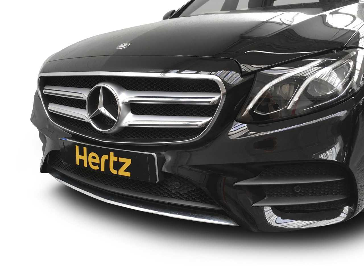 Mercedes E220 CDi Car for hire