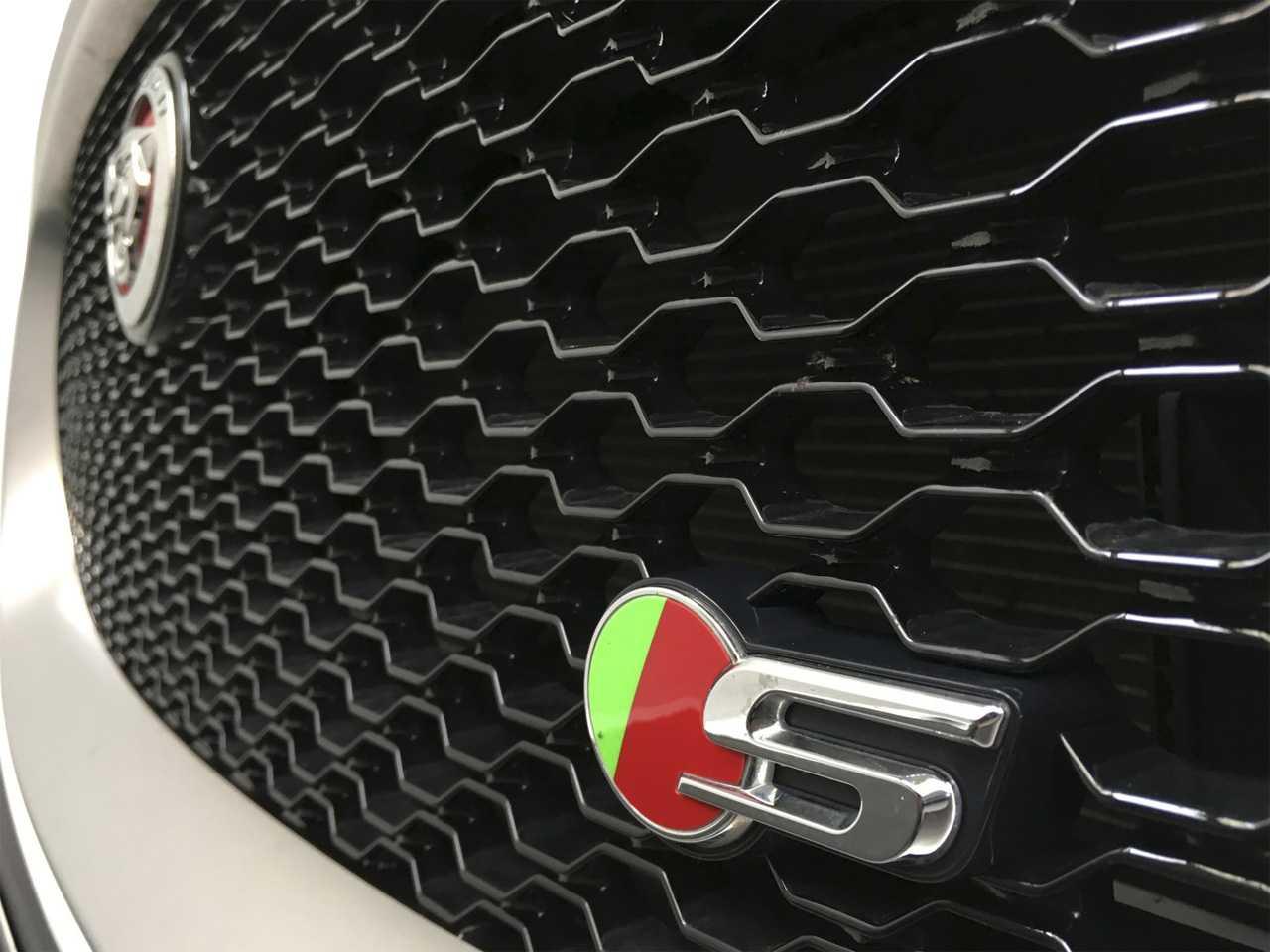 Jaguar F-Pace S Car for hire