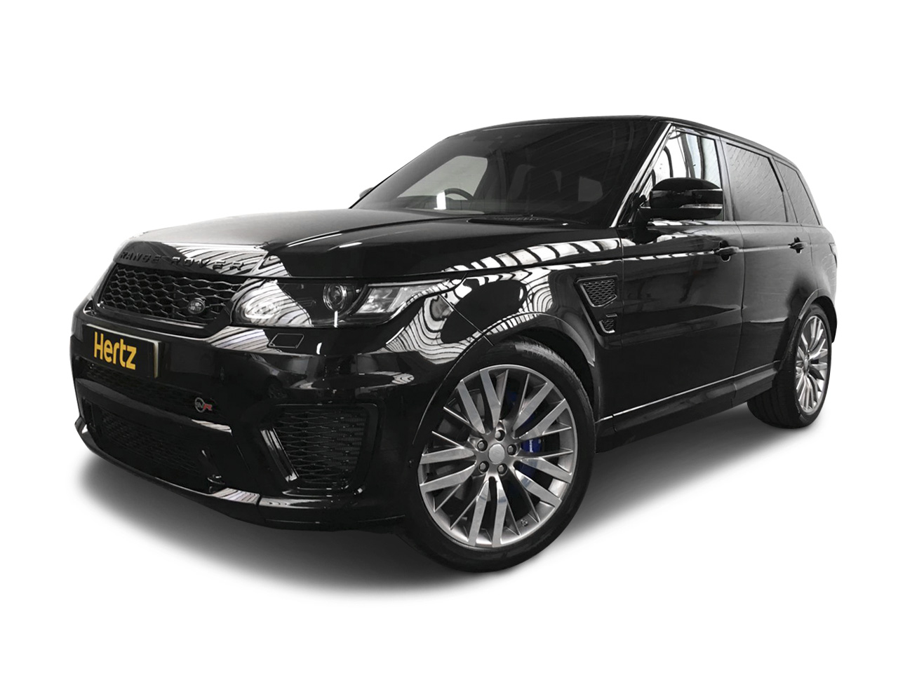 Range Rover Sport SVR  Car for hire