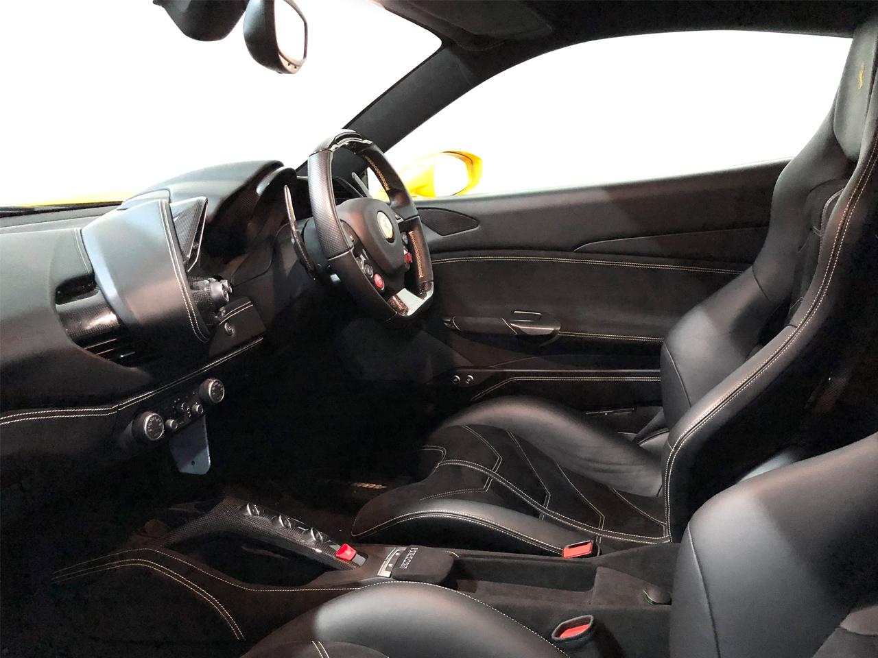 Ferrari 488 GTB Car for hire