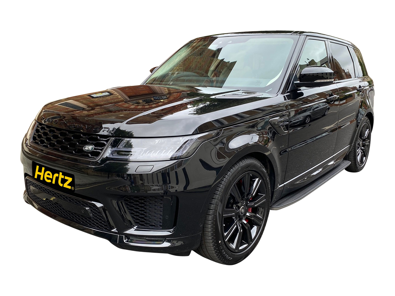 Range Rover Sport 3.0 P400 HST Car for hire