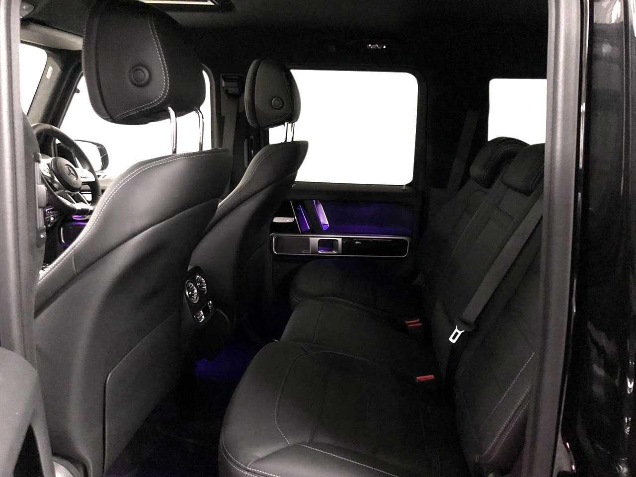 Mercedes G-Wagon 63AMG
