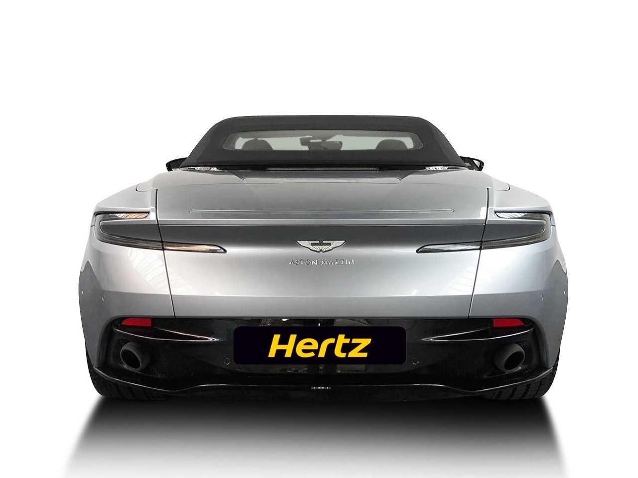 Aston Martin DB11 Volante Car for hire